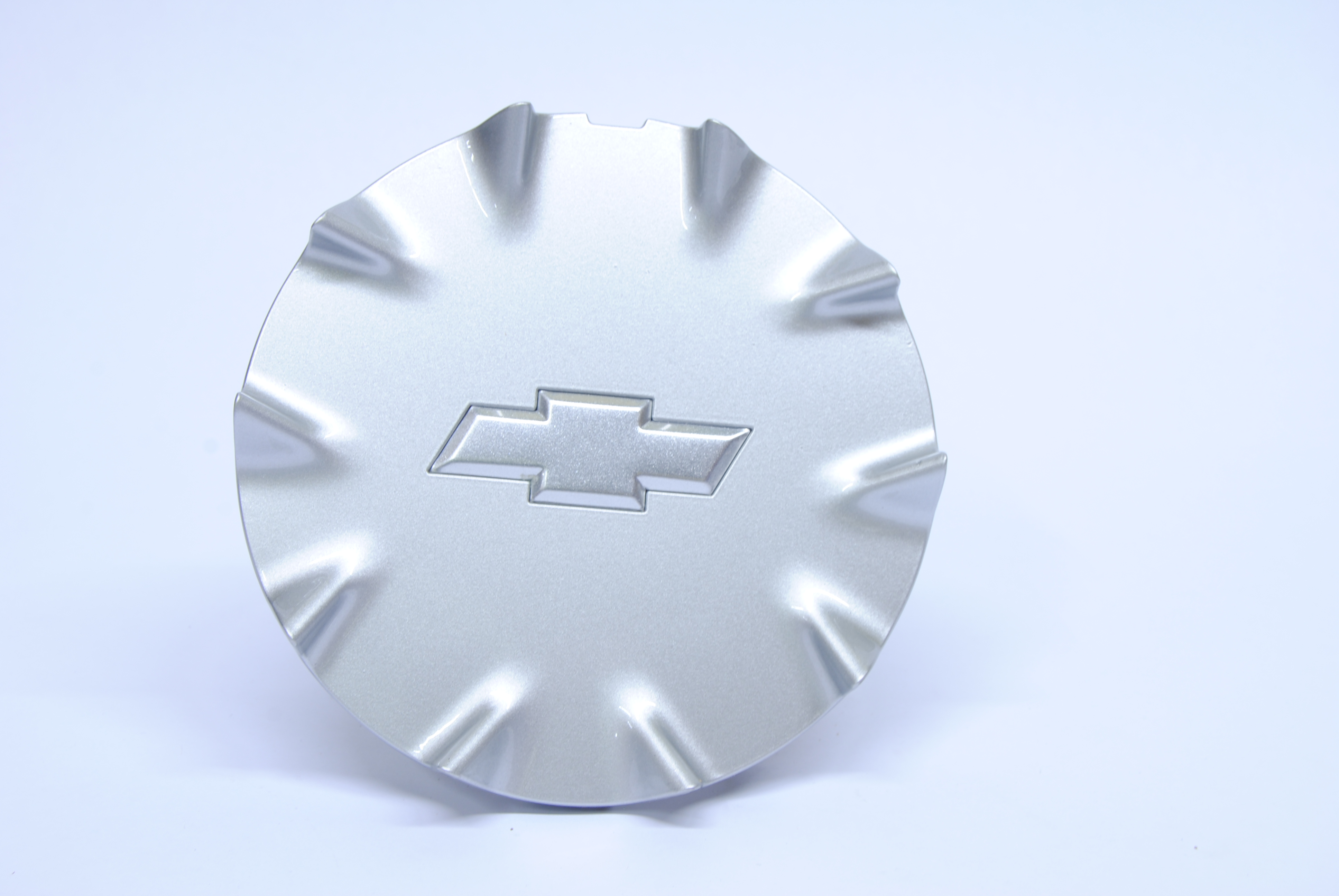 Rear Satin Hubcap