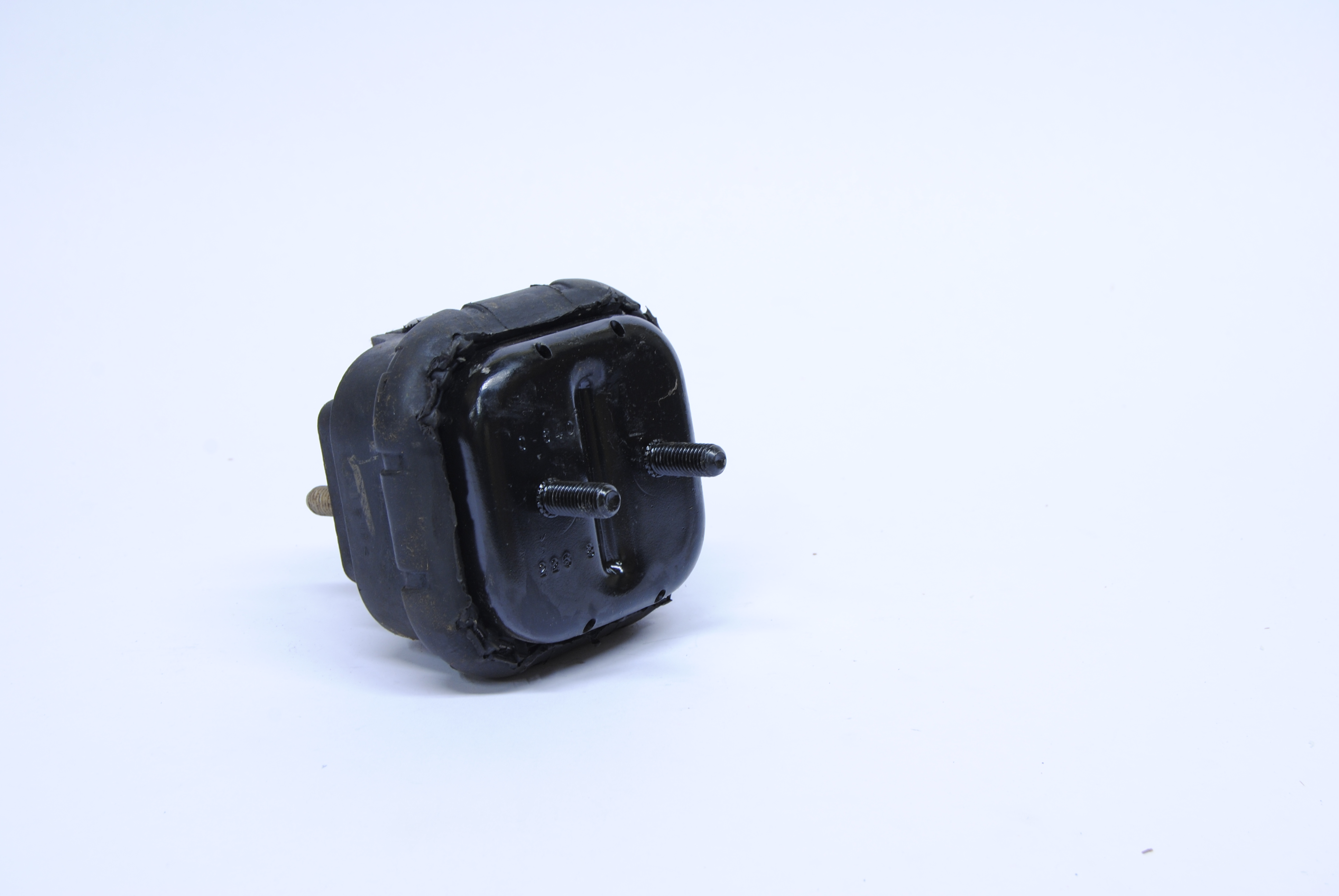 Motor Mount Without Brackets