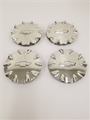 Used Chrome Hub Cap Set